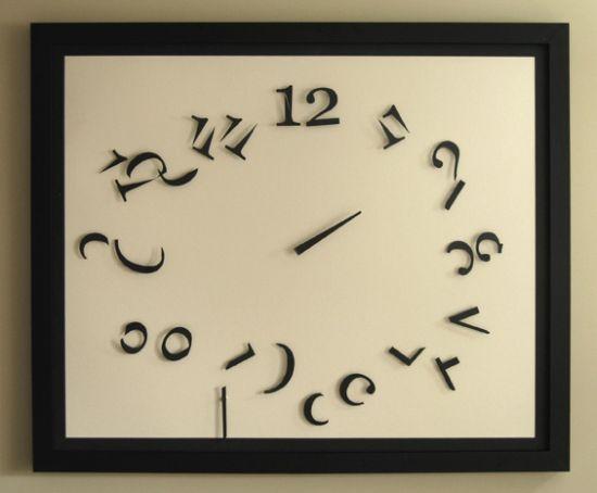 El Caótico Reloj Roto