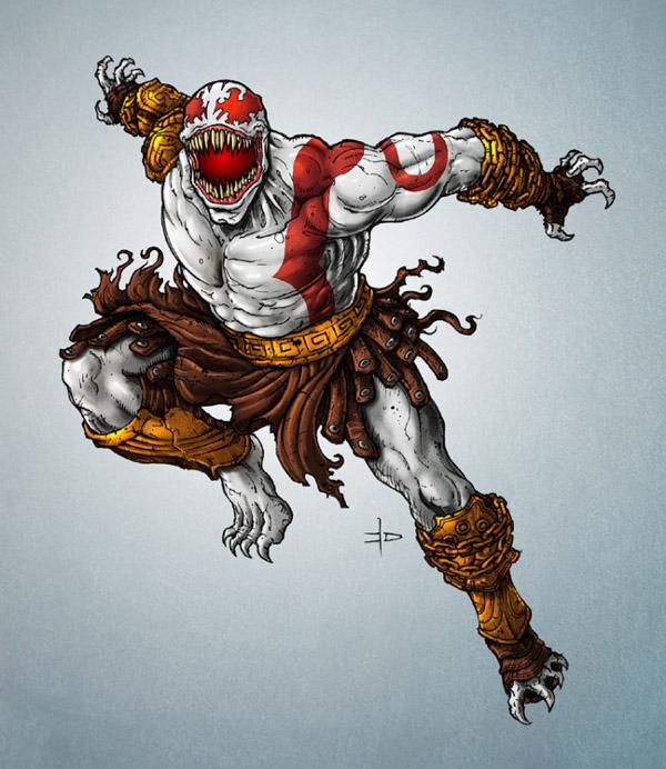 Kratos Venom 1