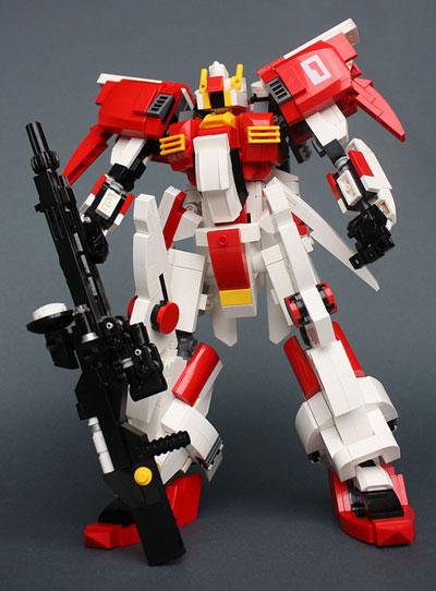 Mecha Lego 1