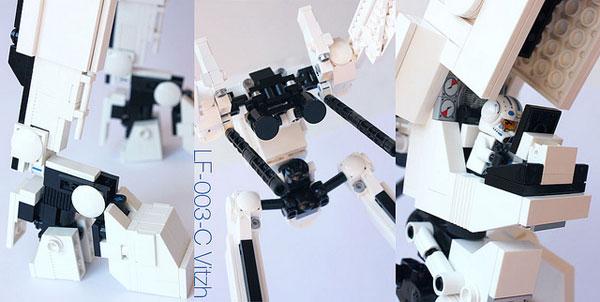 Mecha Lego 3