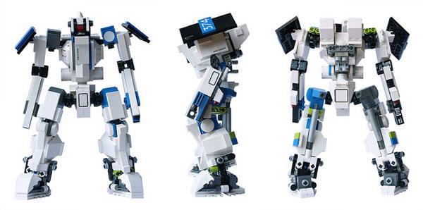 Mecha Lego 5