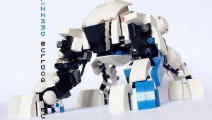 Mecha Lego 6