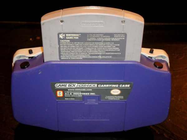 N64 en Gameboy Advance 2