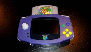 N64 en Gameboy Advance