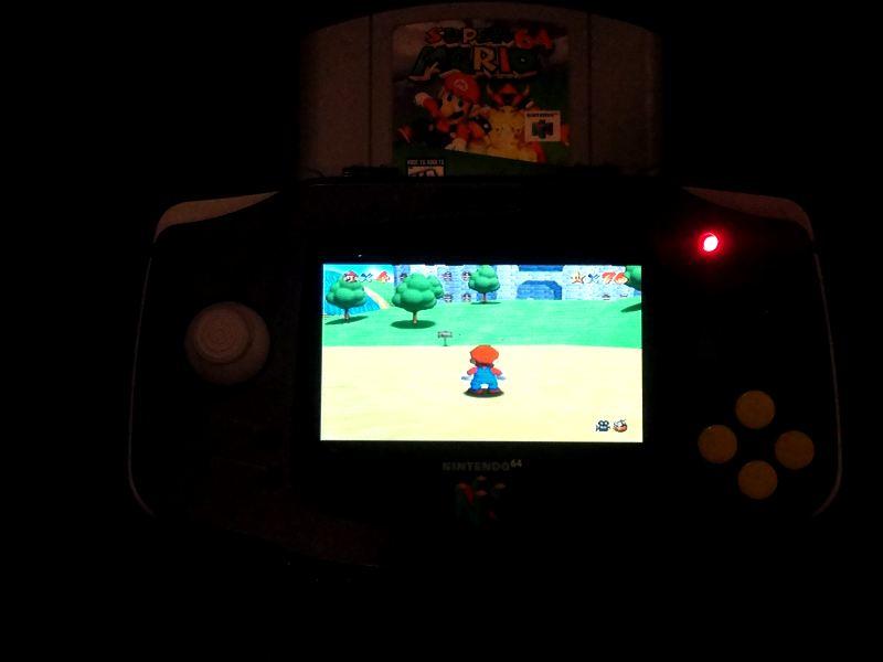 N64 en Gameboy Advance 4