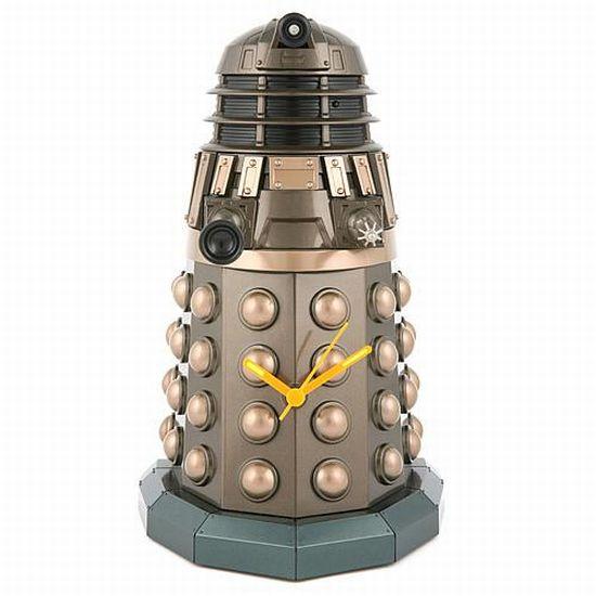 Reloj de Pared Luminoso de Dalek de Doctor Who