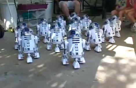 Robots que cantan y bailan 15