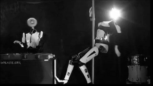 Robots que cantan y bailan 16