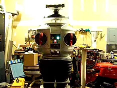 Robots que cantan y bailan 5
