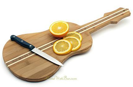 Tabla de Cortar de Guitarra