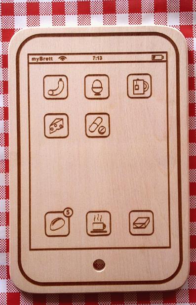 Tabla de Cortar de iPad
