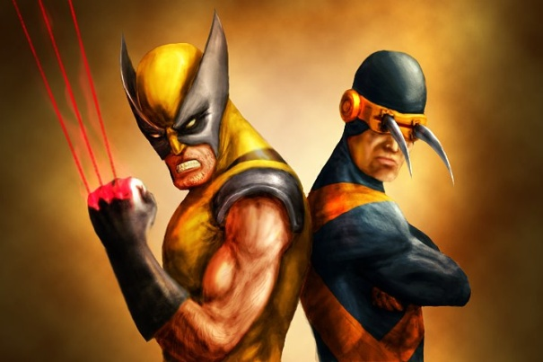 Wolverine-cyclops-Switch