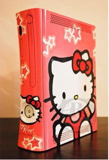 Xbox Hello Kitty