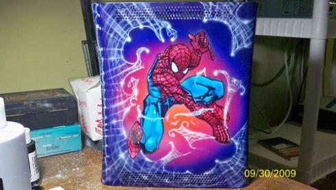 Xbox Spiderman