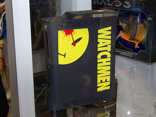 Xbox Watchmen 2