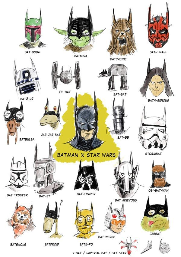 batman-x-star-wars 1