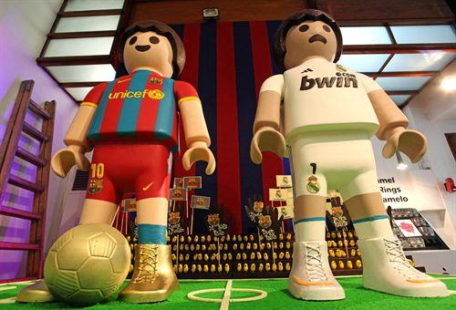 Messi Ronaldo 1