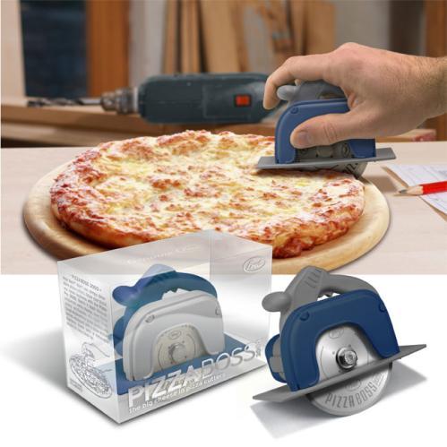 Corta-Pizza Caja de Herramientas