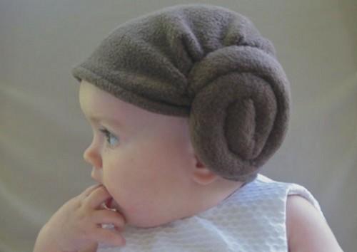 Corte de Princesa Leia