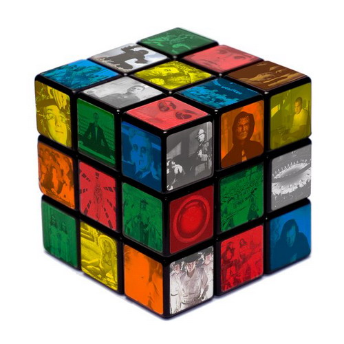 Cubo Rubik Kubric