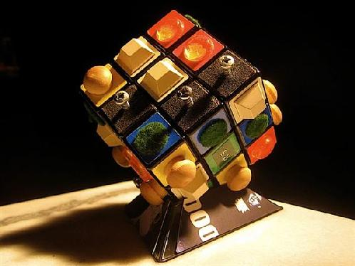 Cubo de rubik infernal