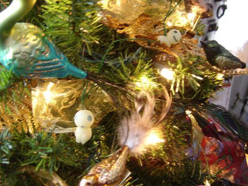 Ornamentos Navideños de Kodama 1
