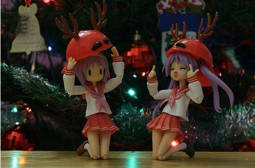 Ornamentos navideños de Lucky Star
