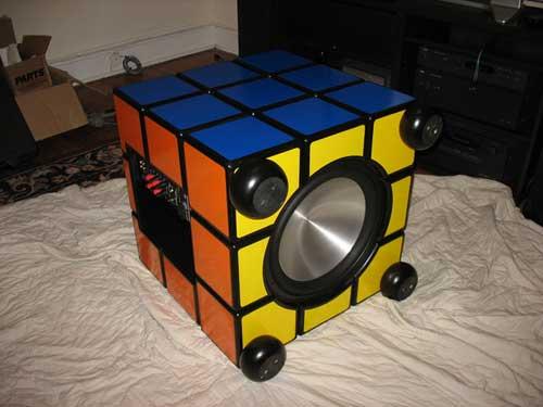 Subwoofer Rubik