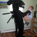 niñera alien