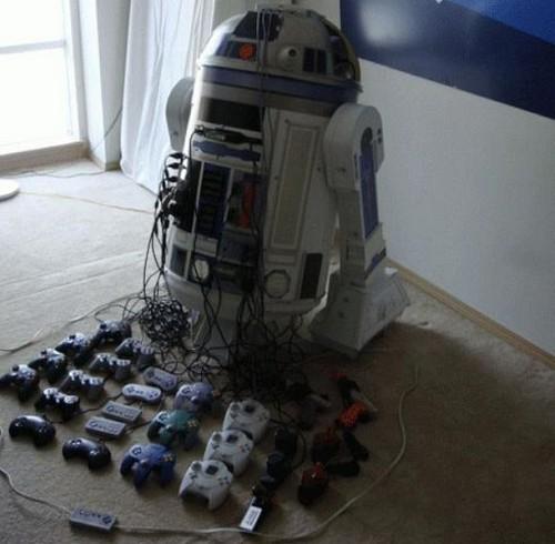 Gadgets R2-D2 4