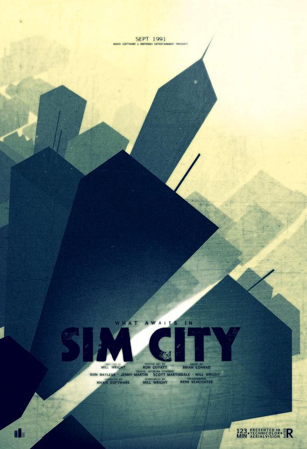 Sim-City-Movie-Poster