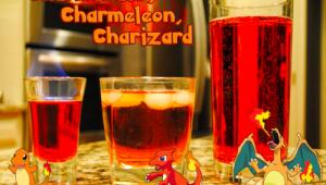 Cocktail de Charmander