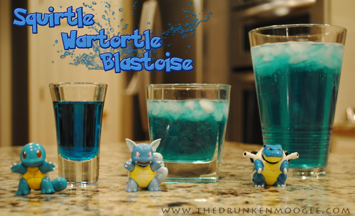 Cocktail de Squirtle