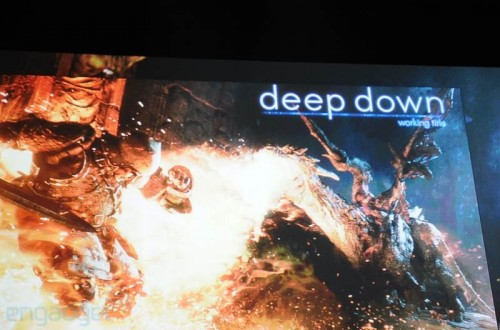 PlayStation-4-Capcom-Deep-Down