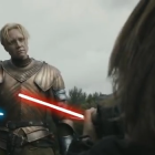 Jaime Brienne Lightsaber Battle
